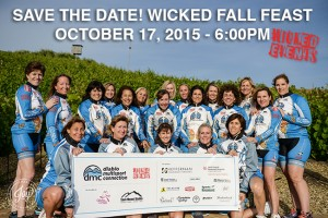 Wicked Save the Date 2015